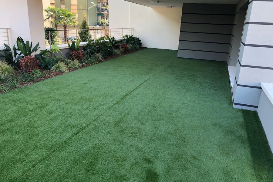 terrazzo giardino - APPARTAMENTO VENEZIA (VE) MESTRE, CARPENEDO