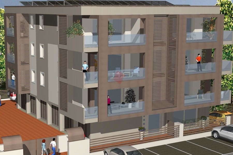 solo lotto 5 s-o - apartment VENEZIA (VE) TRIVIGNANO, CENTRO