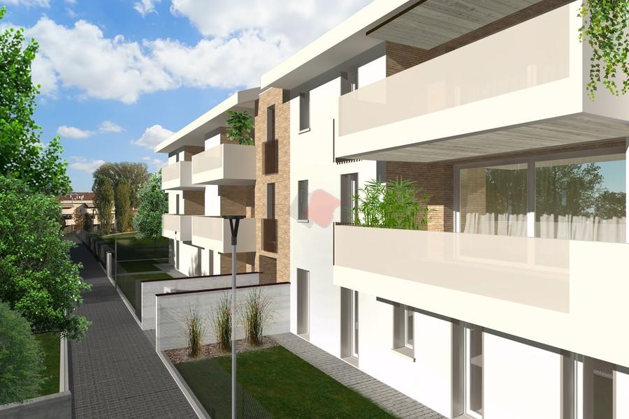 cortetrevisan_img_4 - apartment MARTELLAGO (VE) MAERNE, CENTRO