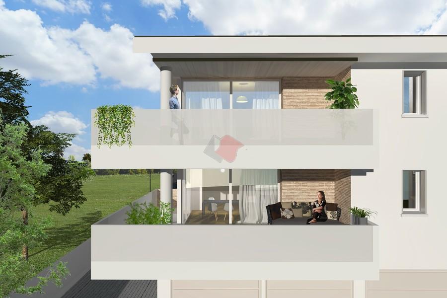 cortetrevisan_img_3 - apartment MARTELLAGO (VE) MAERNE, CENTRO