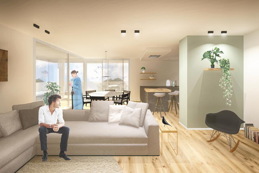 cortetrevisan_int_2_web - apartment MARTELLAGO (VE) MAERNE, CENTRO
