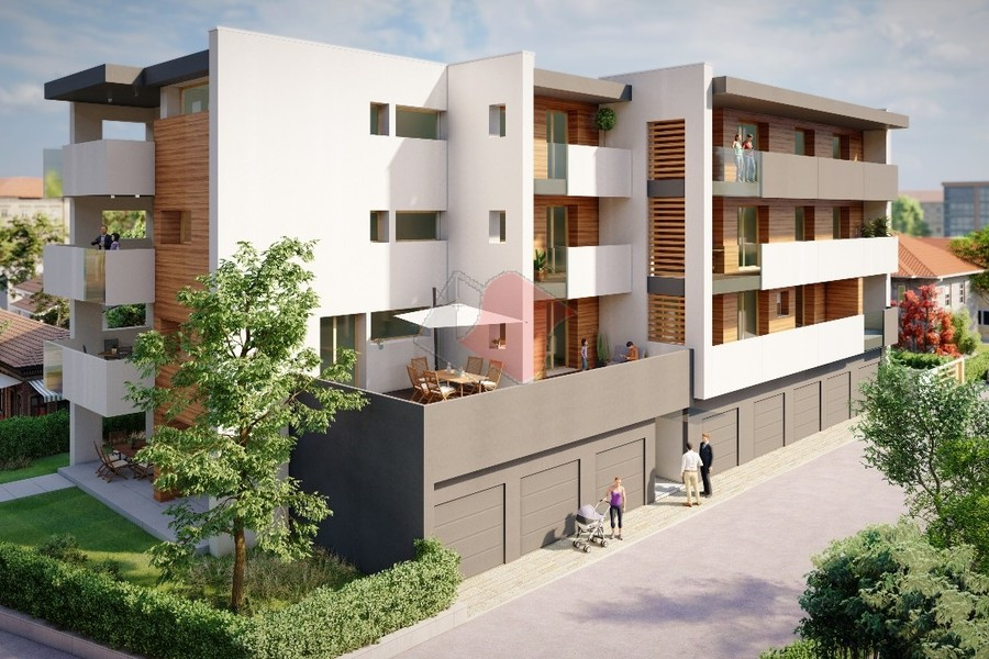 via_marovich_13 - crea immagin - apartment VENEZIA (VE) MESTRE, CHIRIGNAGO