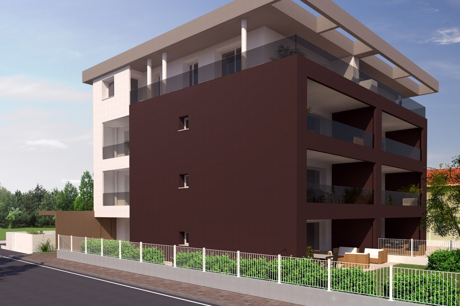 render 02_scena inclinata_def - apartment VENEZIA (VE) TRIVIGNANO, TARU'